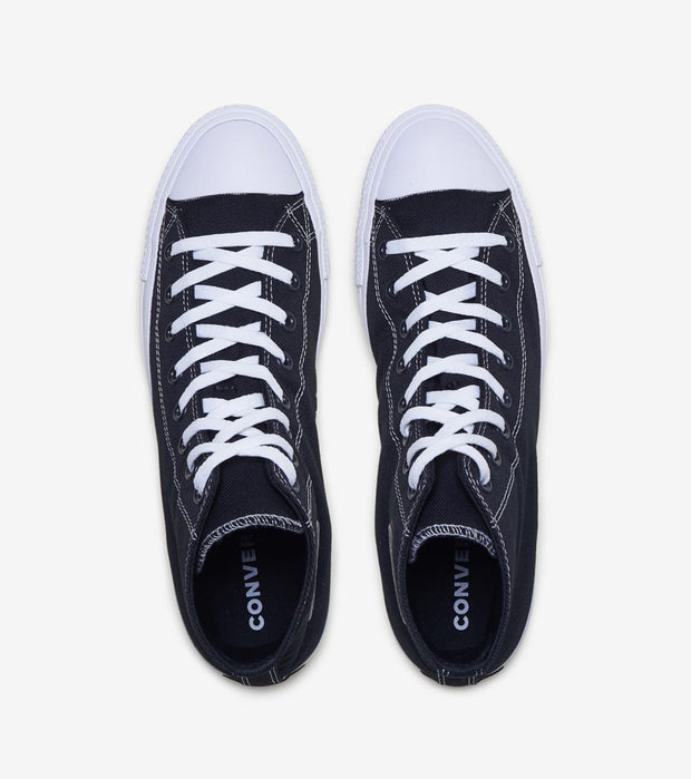 Converse  Chuck Taylor All Star Space Racer Hi  Black - 165091C | Jimmy Jazz
