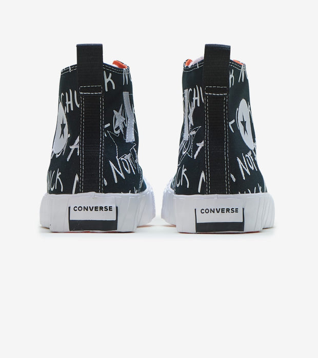 Converse  Not a Chuck HI  Black - 166502C | Jimmy Jazz