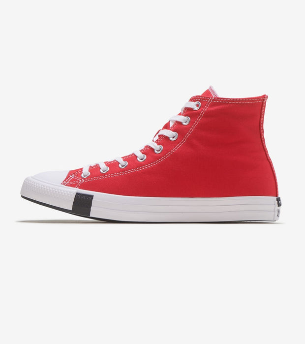 Converse  All Star Multi Logo HI  Red - 166736C | Jimmy Jazz