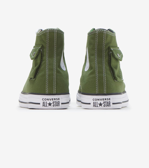 Converse  All Star Pocket HI  Green - 167182F | Jimmy Jazz