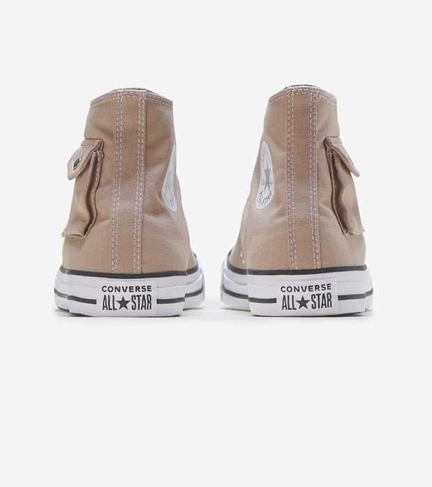 Converse  All Star Pocket Hi  Beige - 167183F | Jimmy Jazz