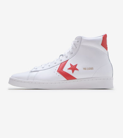 Converse  Pro Leather HI  White - 168131C | Jimmy Jazz