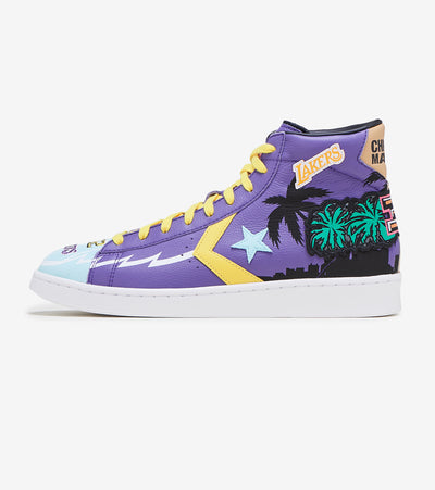 Converse  back to future nike shoes michael j fox children  Purple - 171240C | Licitatiiporumbei