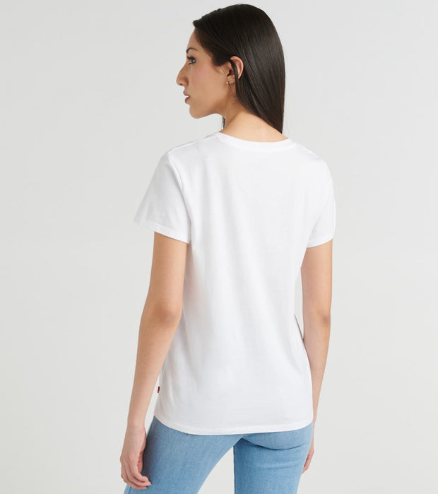 Levis  The Perfect Tee  White - 17369-0805 | Jimmy Jazz