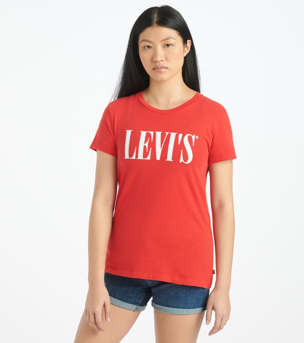 Levis  The Perfect Tee  Red - 17369-0810 | Jimmy Jazz