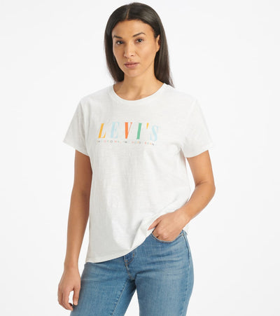 Levis  The Perfect Tee  White - 17369-0841 | Jimmy Jazz