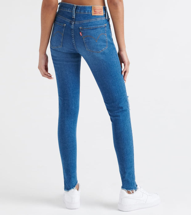 Levis  710 Super Skinny Quebec Storm  Blue - 17778-0329 | Jimmy Jazz