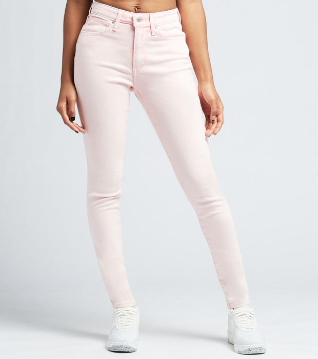 Levis  721 High Rise Skinny Jeans L30  Pink - 18882-0425 | Jimmy Jazz