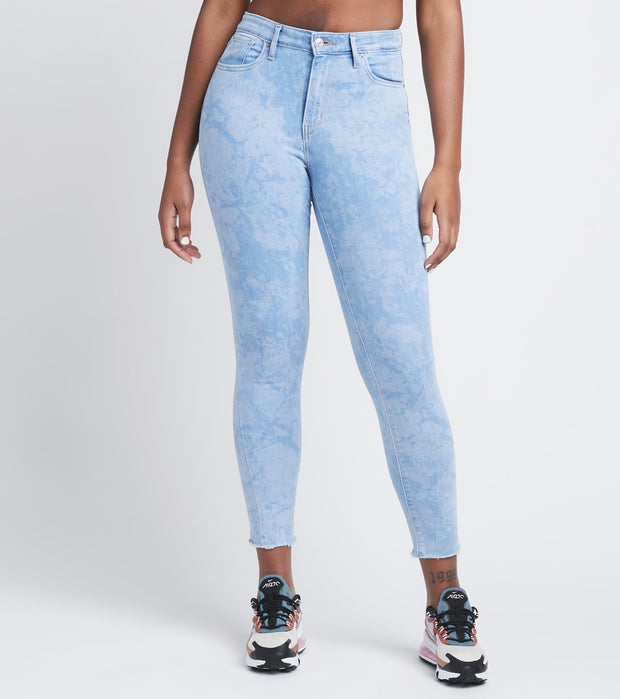 Levis  721 High Rise Skinny Jeans L30  Blue - 18882-0453 | Jimmy Jazz