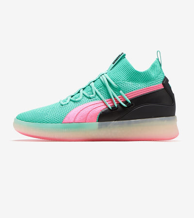Puma  Clyde Court Disrupt  Green - 191715-01 | Jimmy Jazz