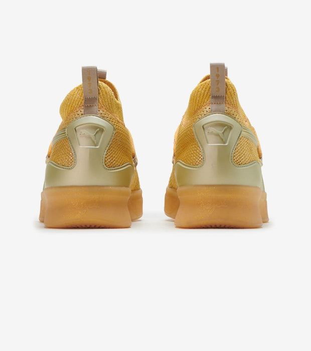 Puma  Clyde Court Title Run  Gold - 192898-01 | Jimmy Jazz