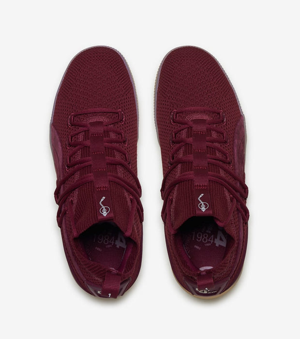 "Puma  Clyde Court DefJam ""35th Anniversary""  Burgundy - 193385-01 