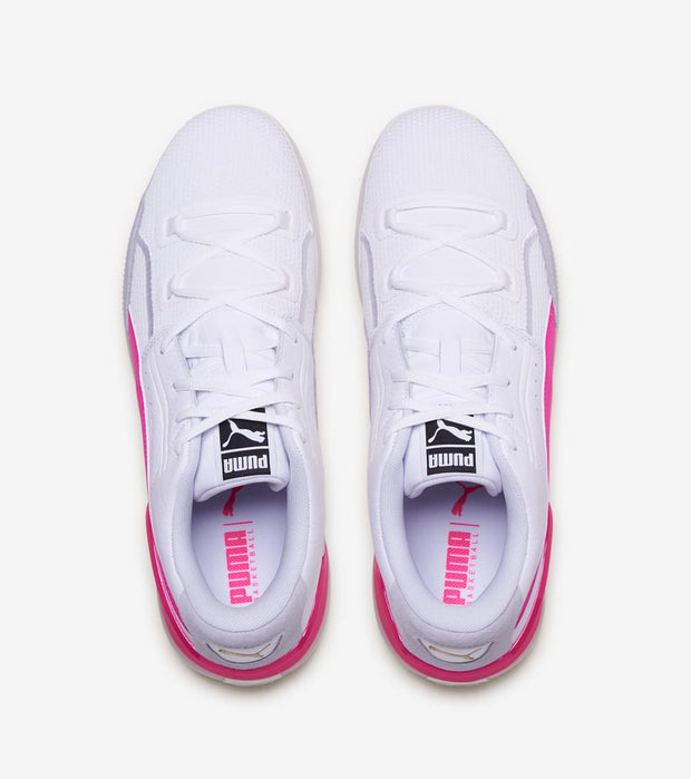 Puma  Clyde Hardwood  Pink - 193663-03 | Jimmy Jazz