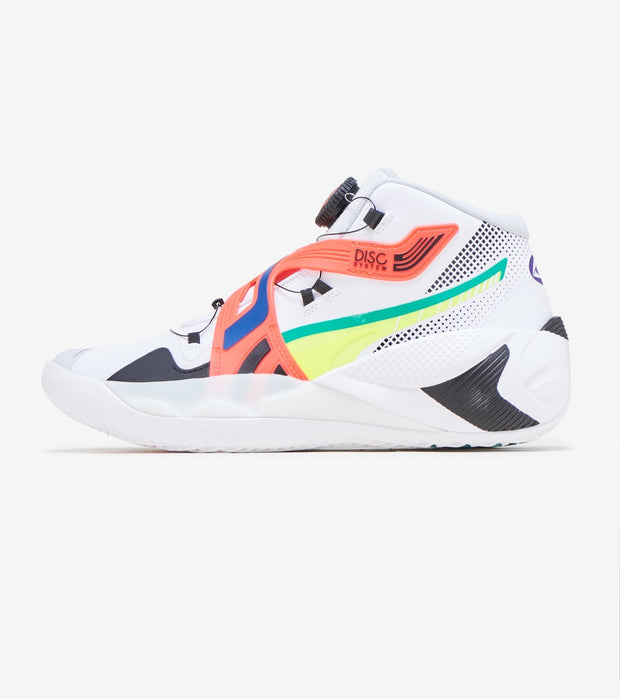 Puma  Disc Rebirth  White - 193934-01 | Jimmy Jazz