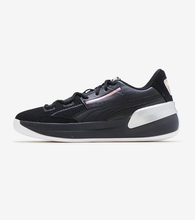 Puma  Clyde Hardwood  Black - 194044-01 | Jimmy Jazz