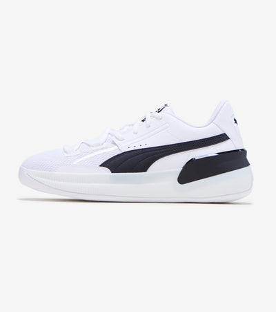 Puma  Clyde Hardwood  White - 194454-01 | Jimmy Jazz