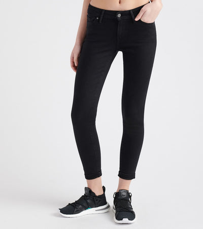 Levis  711 Skinny Ankle Jeans  Black - 19558-0019 | Jimmy Jazz