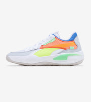 Puma  Court Rider Twofold  White - 195659-01 | Jimmy Jazz