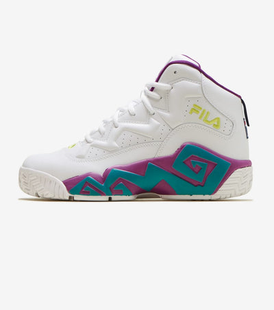 Fila  MB Basketball Shoe  White - 1BM00522-148 | Jimmy Jazz