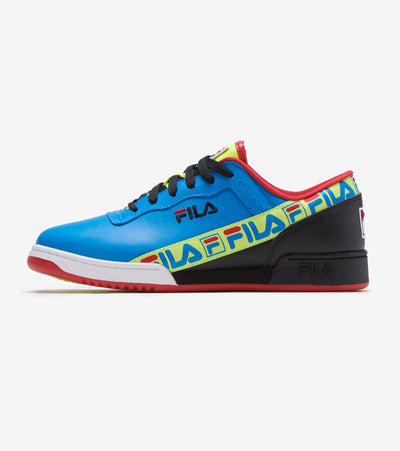 Fila  Original Fitness Tape  Blue - 1FM00474-433 | Jimmy Jazz