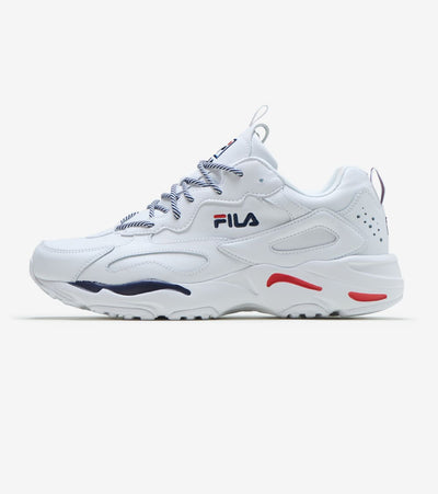 Fila  Ray Tracer  White - 1RM00661-125 | Jimmy Jazz