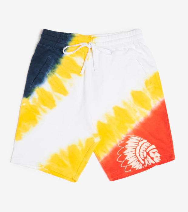 Hustle Gang  Acid Shorts  White - 2011109-WHT | Jimmy Jazz