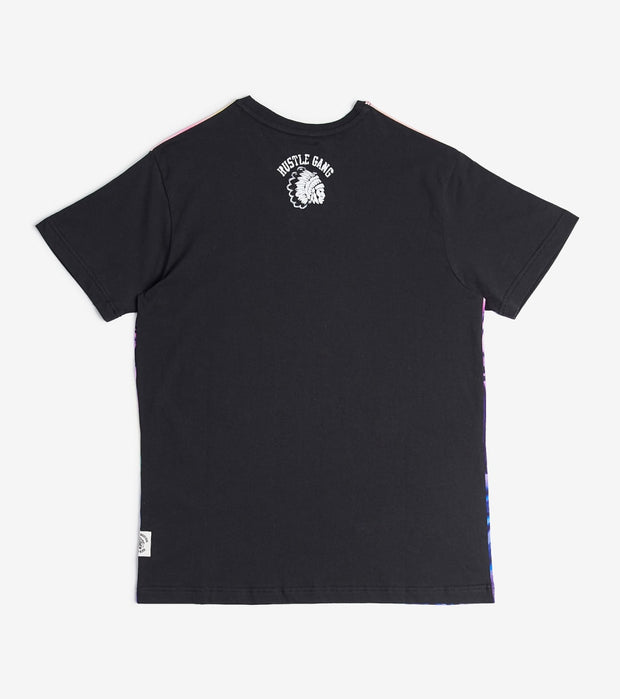 Hustle Gang  Hustle Hop Short Sleeve Knit  Black - 2011323-BLK | Jimmy Jazz