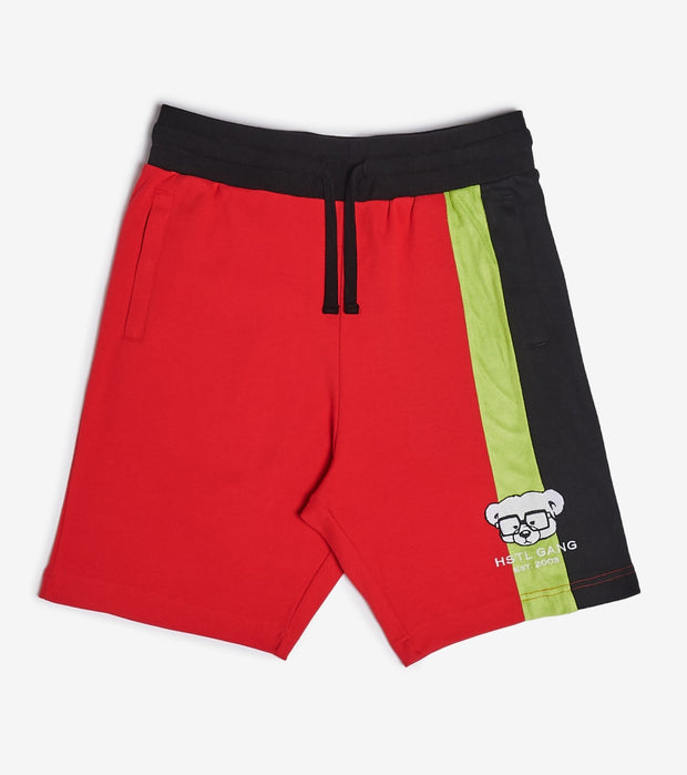 Hustle Gang  Egypt Shorts  Red - 2012104-RRD | Jimmy Jazz