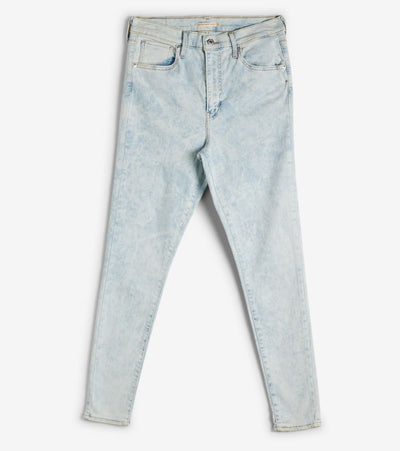 Levis  Mile High Super Skinny Gemini High  Blue - 22791-0124 | Jimmy Jazz