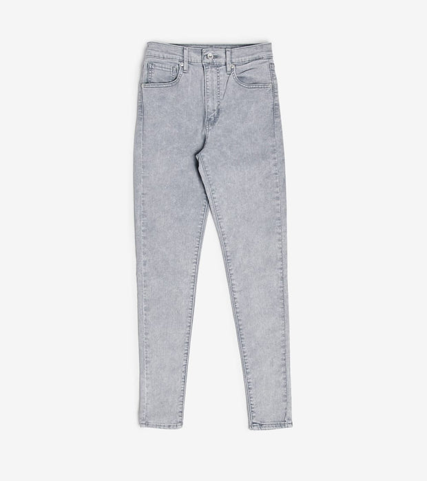 Levis  Mile High Super Skinny Grey Cray  Grey - 22791-0145 | Jimmy Jazz