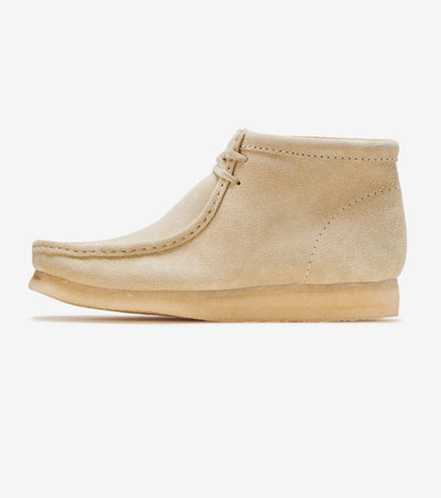Clarks  Wallabee Boot  Brown - 26133283 | Jimmy Jazz