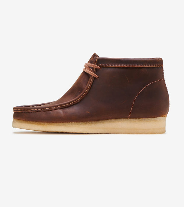 Clarks  Wallabee Boot  Brown - 26134196 | Jimmy Jazz