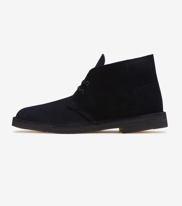 Clarks  Desert Boot  Black - 26138227 | Jimmy Jazz