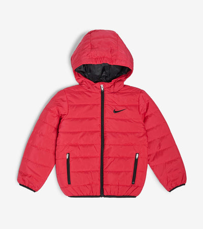 Nike  Girls' Quilted Jacket  Pink - 26A726G-A4Y | Jimmy Jazz