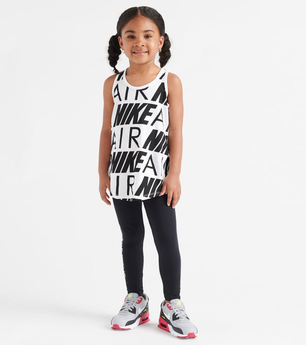 Nike  Air Tunic and Legging Set  Black - 26F061-023 | Jimmy Jazz
