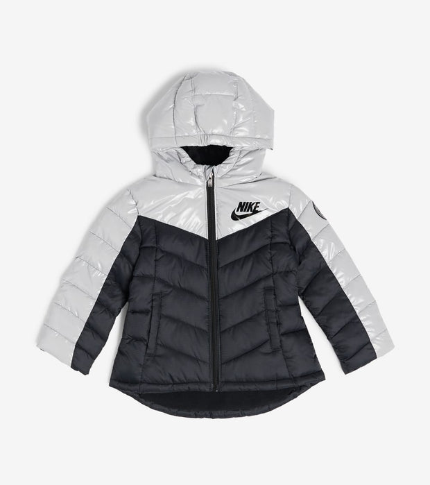 Nike  Girls' Heavy Puffer Jacket  Black - 26G469G-023 | Jimmy Jazz