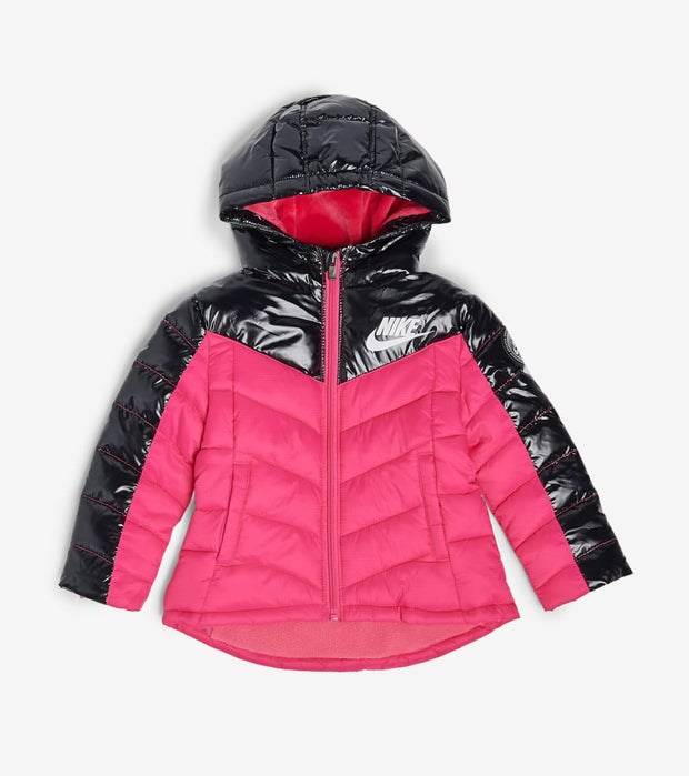 Nike  Heavy Puffer Jacket  Pink - 26G469G-A72 | Jimmy Jazz