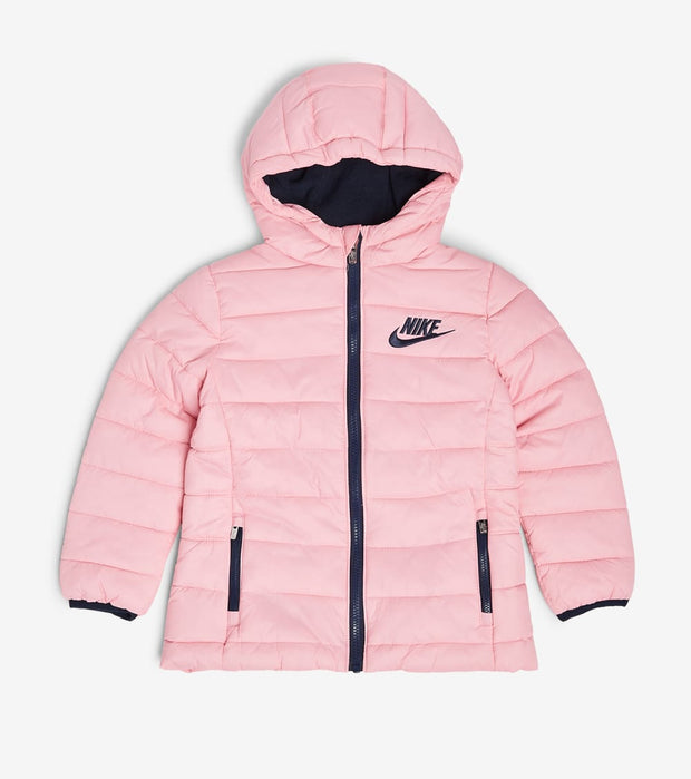 Nike  Girls' Stadium Parka  Pink - 26G675G-A8F | Jimmy Jazz