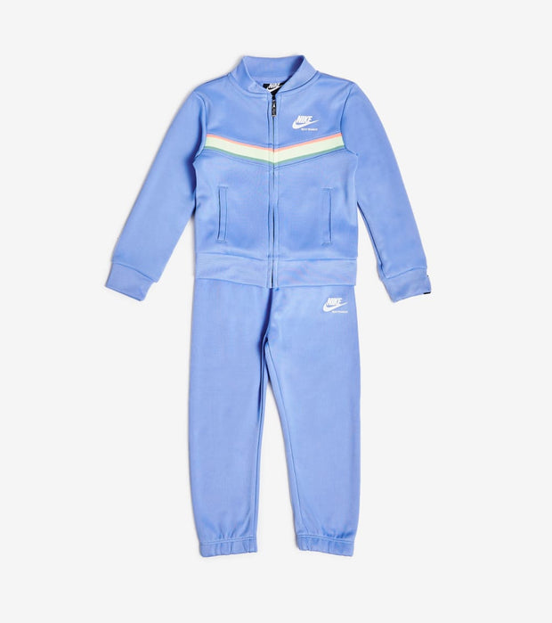 Nike  Toddlers Girls Heritage Set  Blue - 26G732-U8H | Jimmy Jazz