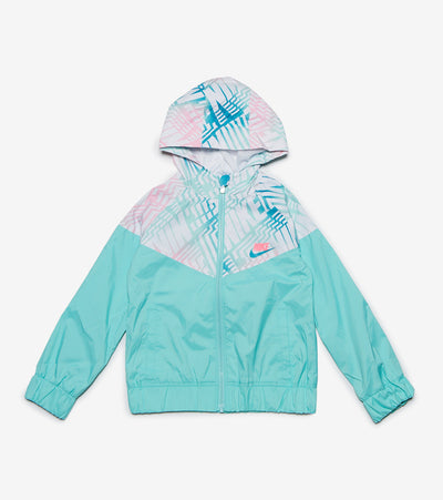 Nike  Girls Colorblock Windrunner  Blue - 26H388G-F1P | Jimmy Jazz