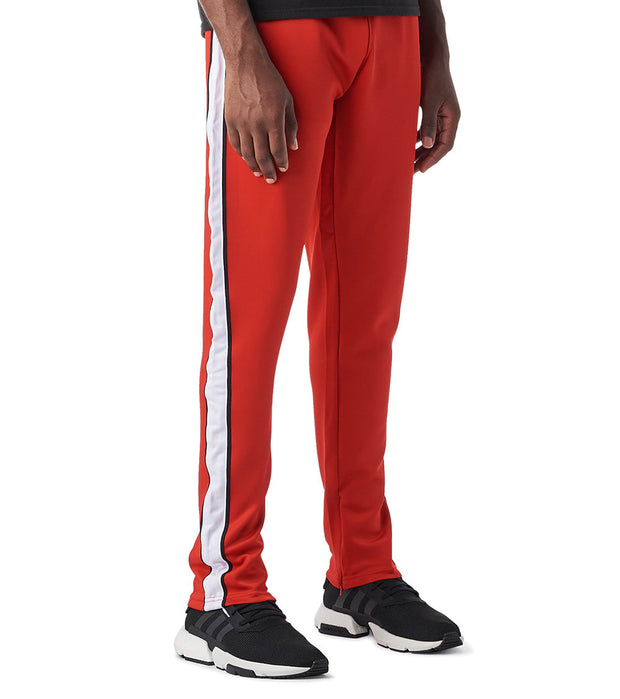 Hustle Gang  Side Swipe Pant  Red - 2813100-RRD | Jimmy Jazz