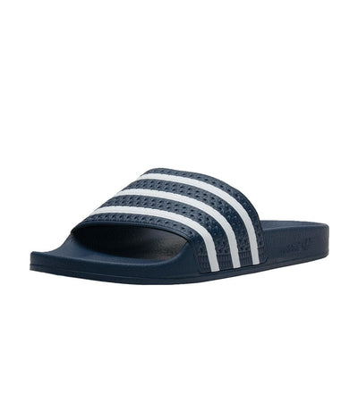 Adidas  ADILETTE SLIDE  Navy - 288022 | Jimmy Jazz