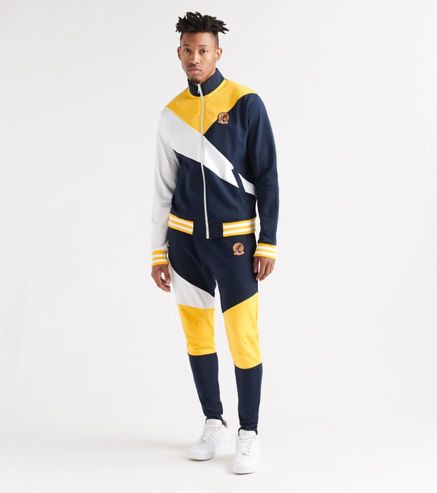 Hustle Gang  Scrimmage Jacket  Navy - 2911308-NVY | Jimmy Jazz