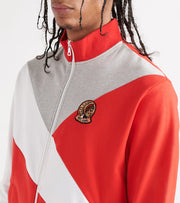 Hustle Gang  Scrimmage Jacket  Red - 2911308-RED | Jimmy Jazz