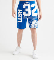 Hustle Gang  Interval Shorts  Blue - 2914101-TBL | Jimmy Jazz