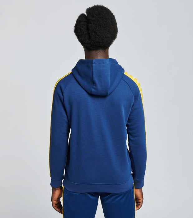Kappa  Authentic Hurtado Pullover Hoodie  Blue - 303WH20-A1C | Jimmy Jazz