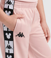 Kappa  Disney Authentic Arwell Short  Pink - 304KGZ0Y-921 | Jimmy Jazz