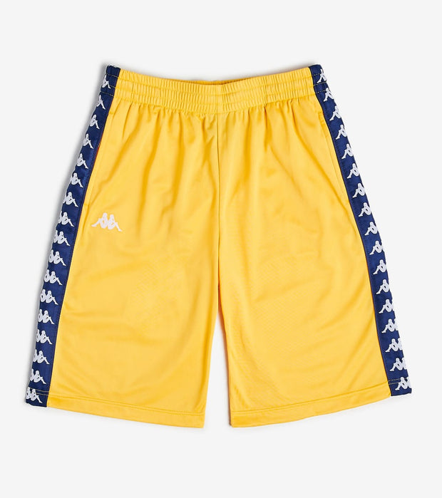 Kappa  222 Banda Treadwellz Shorts  Yellow - 304KQ20-B2B | Jimmy Jazz