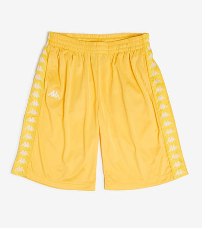 Kappa  222 Banda Treadwellz Shorts  Yellow - 304KQ20-C62 | Jimmy Jazz