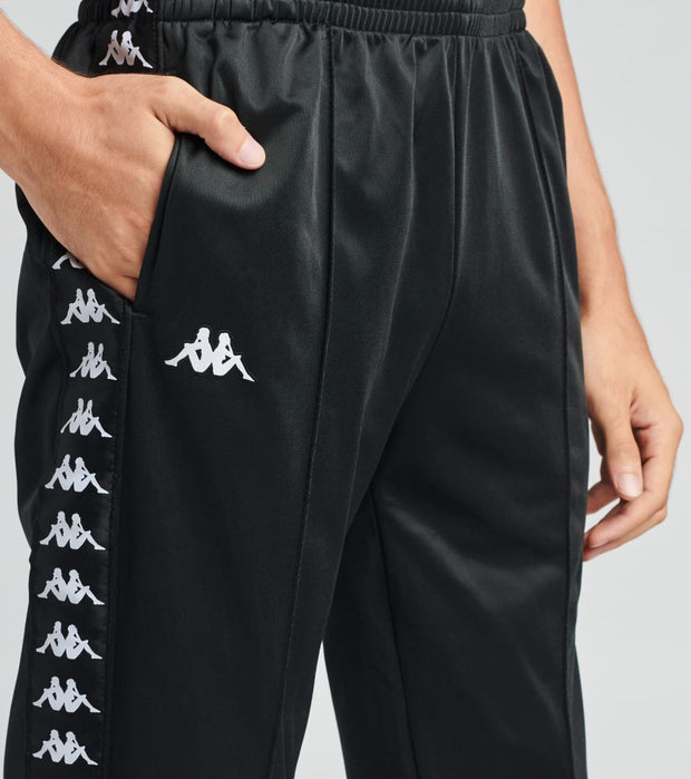 Kappa  222 Banda Astoriazz Joggers  Black - 304KQU0-005 | Jimmy Jazz
